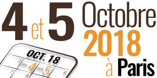 Hackathon du Management 2018 • calendar date