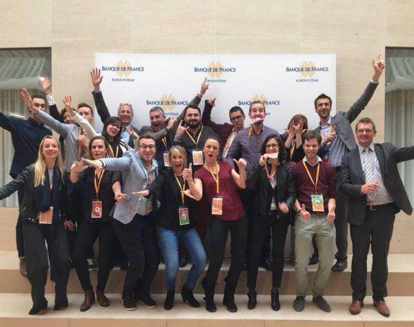 Hackathon du Management 2018 • équipes